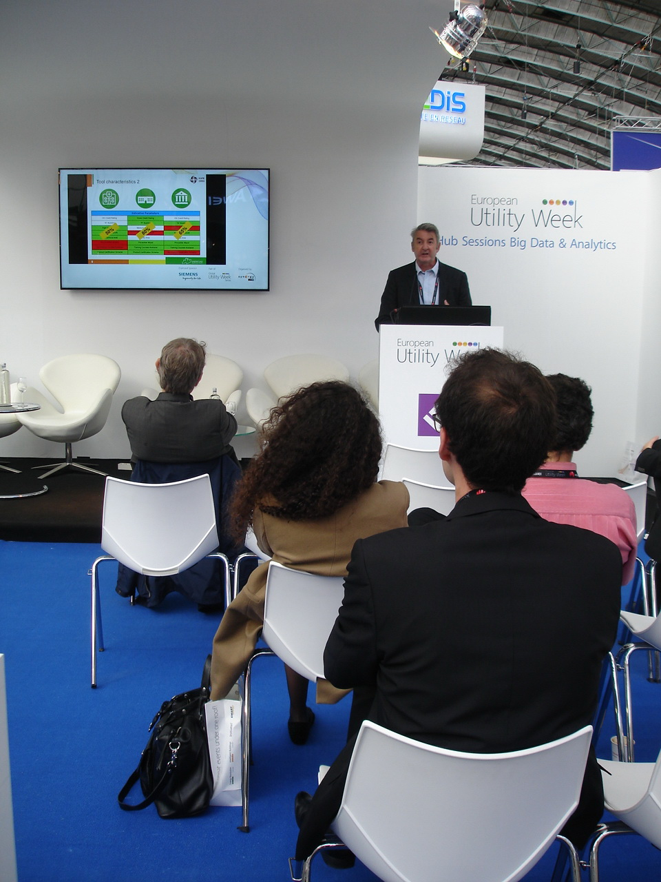 Presentation of ENERFUND Tool at EUW17
