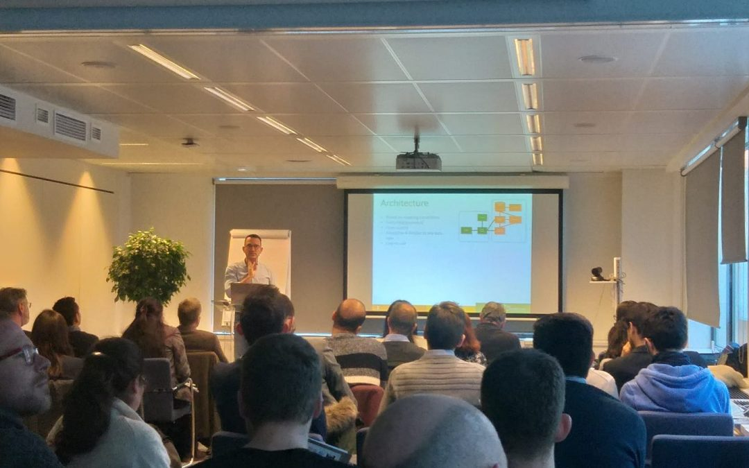 ENERFUND final conference: New technologies and open data levers to achieve climate and energy goals