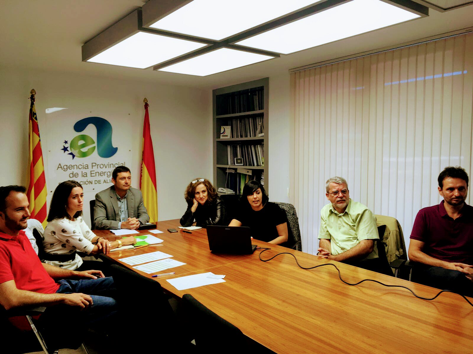Target Group Meeting: Energy Agency of Alicante & Elche Municipality