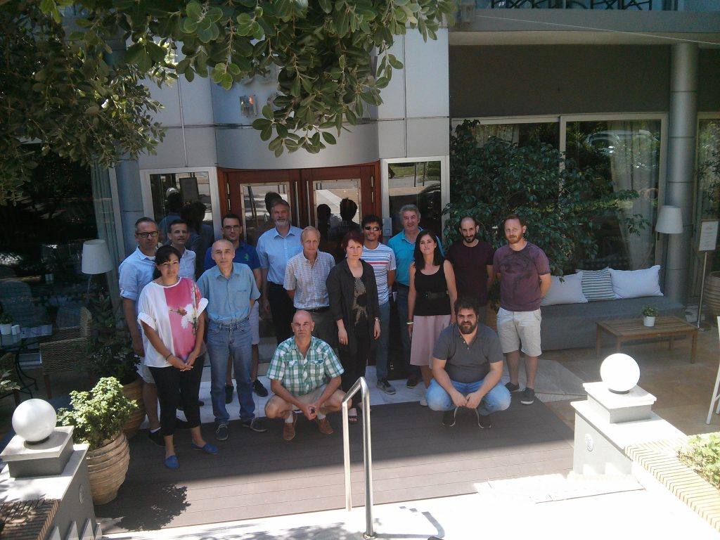 Plenary meeting in Athens, Greece